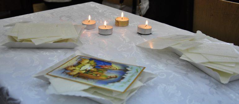 Świąteczne spotkanie w klasowej rodzinie, czyli… o Wigilii… w Id