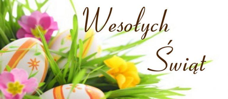 Życzenia z okazji Wielkanocy