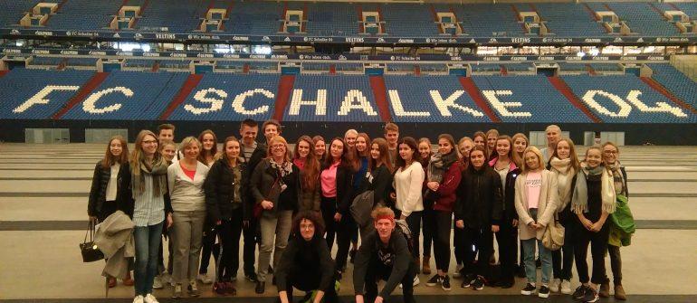 Nasi uczniowie z wizytą w Niemczech
