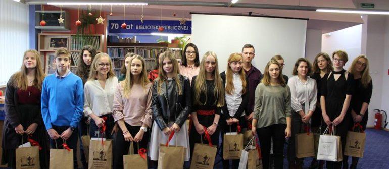 Sukcesy w Krośnieńskim Konkursie Literackim