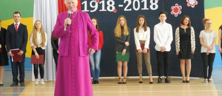 Wizyta Arcybiskupa