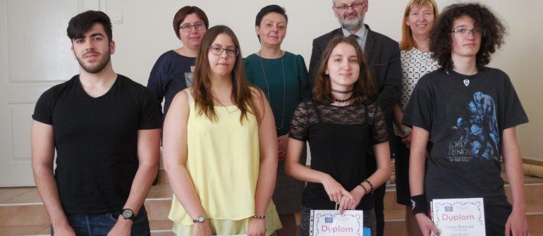 Szkolny Konkurs Języka Angielskiego rozstrzygnięty, nagrody rozdane!