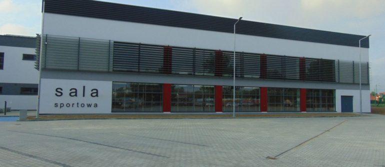Budowa sali gimnastycznej zakończona