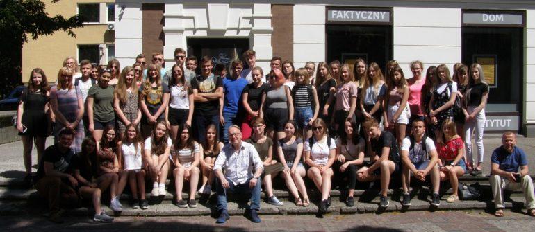 Warszawa da się lubić, czyli o wycieczce uczniów naszej szkoły do stolicy