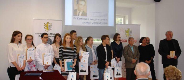 Konkurs recytatorski poezji Jana Zycha