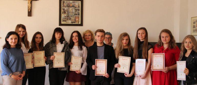 XXIV Edycja Konkursu Recytatorskiego Poezji Współczesnej autorstwa Bronisławy Betlej