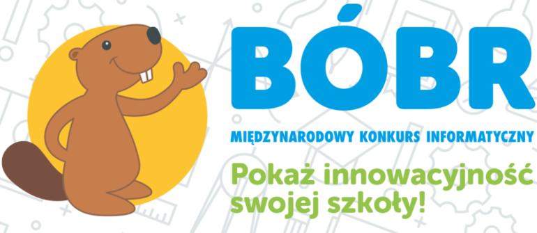 """Międzynarodowy Konkurs Informatyczny """"BÓBR"""""""