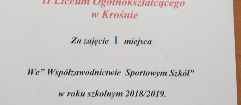 Stypendia Prezydenta Miasta Krosna