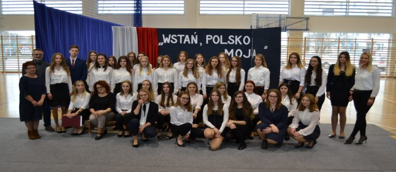 """""""Wstań, Polsko moja…"""" – obchody rocznicy Odzyskania Niepodległości…"""