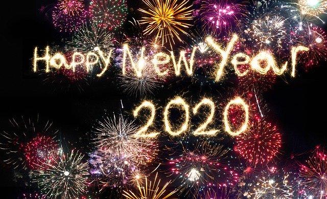 Witamy Nowy Rok 2020