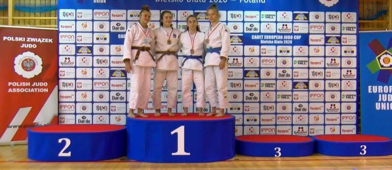 Znakomite sukcesy judoków